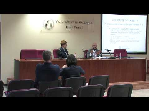 Legal English Workshops - School of Law at the University of Valencia , 24 November 2017
