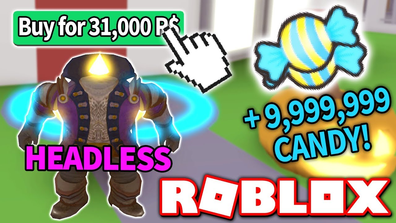 How To Get The Headless Head Roblox 2018 June