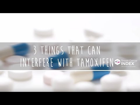 Women on Tamoxifen Might Also Securely Take Antidepressants