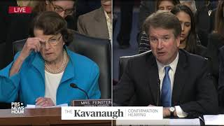 WATCH: On abortion, Brett Kavanaugh points to precedent