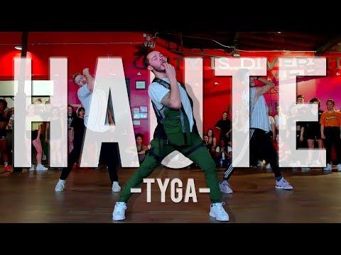 Tyga - Haute ft. J Balvin, Chris Brown | Hamilton Evans Choreography