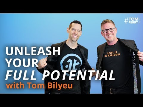 The Mindset All Successful People Have in Common with Tom Bilyeu | #TomFerryShow