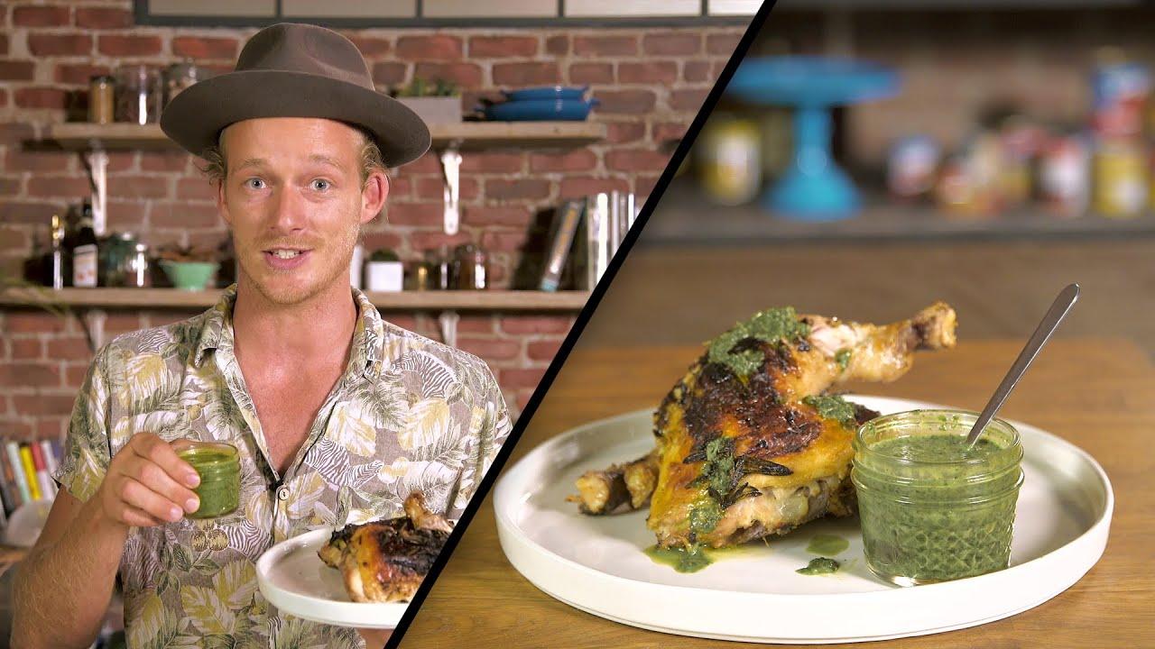 Buttermilk Marinated Chicken | Guy Turland - YouTube