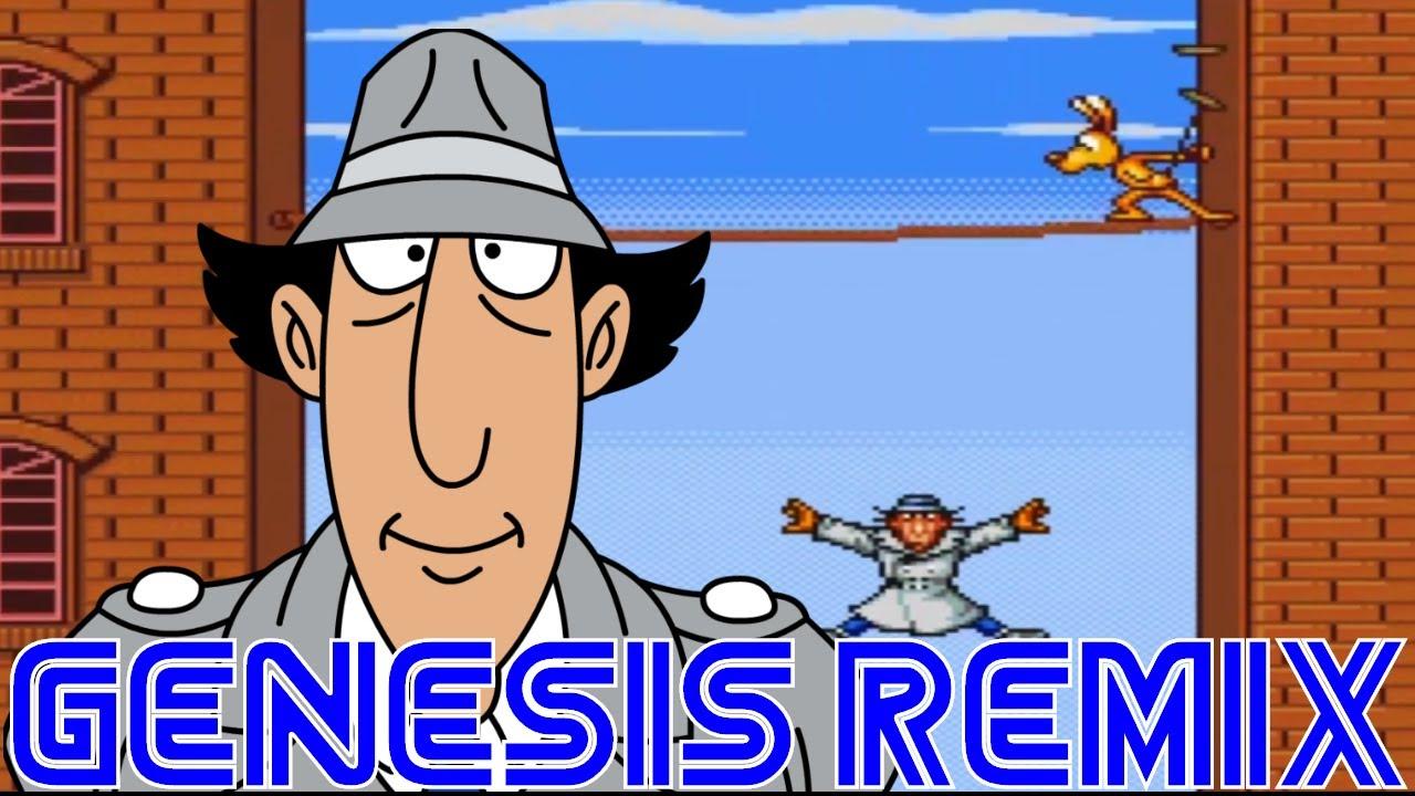Inspector Gadget Theme Sega Genesis Remix Youtube