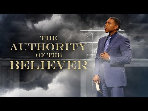Sunday Service - The Authority Of The Believer