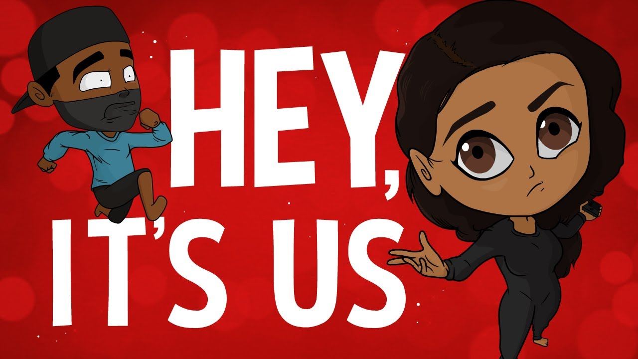 Hey, It's Us!