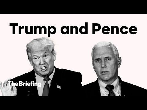 Donald Trump's Vice President: Mike Pence | The Briefing