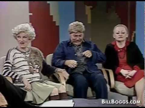 Phyllis Diller & Rip Taylor Interview with Bill Boggs