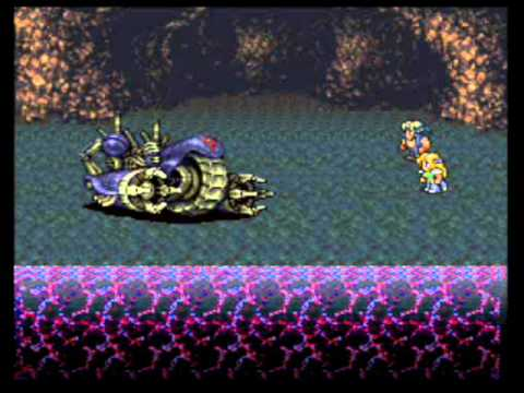 Let's Play Final Fantasy 3! Part 10: Spelunking and Doma Castle