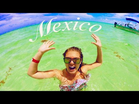 MEXICO CITY X CANCUN | Travel Video