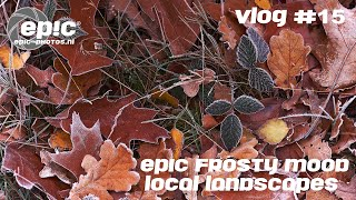 Vlog #15: Photographing EPIC local landscapes, after the first night of FROST in the Netherlands.