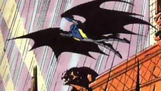 Batman(Azrael) vs Bane knightfall