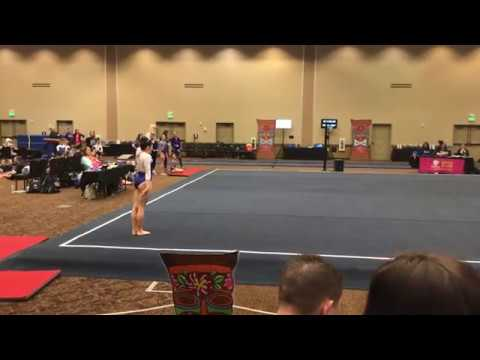 Delainey Penrod Aga Level 4 Perfect 10 Floor 03 11 17