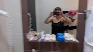 Яхонты Истра ванная комната номер Делюкс