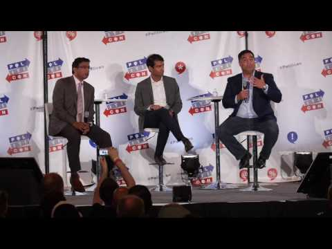 Cenk Uygur vs Dinesh D'Souza at Politicon 2016 FULL DEBATE