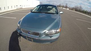 4K Review 2002 Volvo V70 Virtual Test Drive and Walk-around