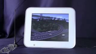 Обзор цифровой фоторамки. Комп'ютерний Всесвіт