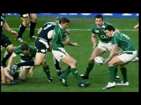 Ireland's Grand Slam '09 - Post Scotland package  - DVD on sale now