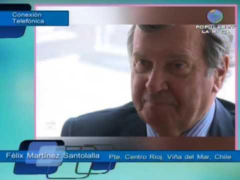 Hablamos con el Centro Riojano en Viña del Mar (Chile)
