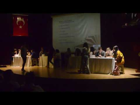 READ ALOUD RISE EUROPE-QUIZ SHOW OF THE CLASSICS in TURKEY