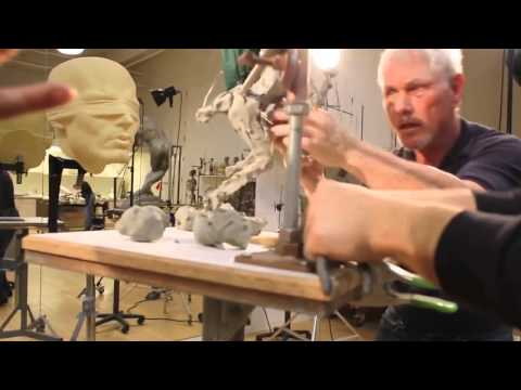 Real Human Sculpture by Richard MacDonald. Featuring Viktor Kee