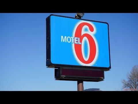 Smoking Motel 6 room Review Recreational Woodland Washington Hotels Video