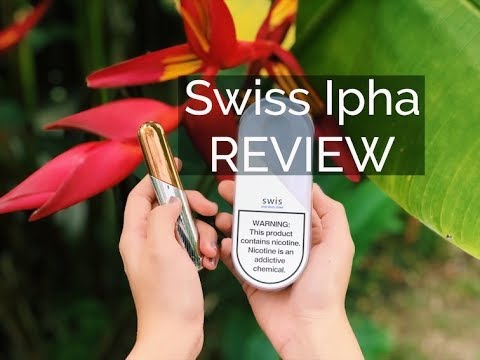 SWIS POD SYSTEM BY IPHA (STAINLESS STEEL POD ?!) (MALAY REVIEW)