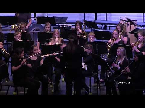 Ellsworth KS Junior Senior High School Festival of Christmas 2017