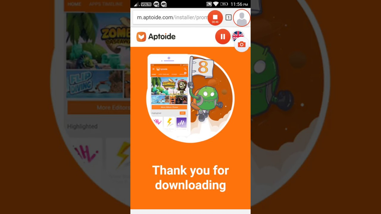 How to Download Aptoide installer for Android, iOS, Windows, PC pro version