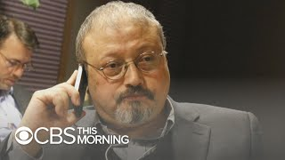 "Saudi officials say Jamal Khashoggi died in a ""fist fight"""