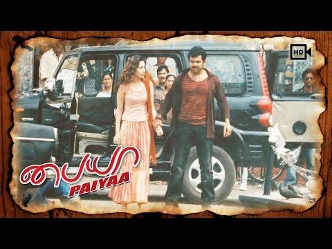 Paiyaa Tamil Moive | Scene | End Credit Climax | Karthi Beat Rowdy's