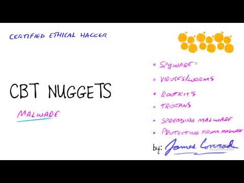 cbt nuggets - certified ethical hacker ceh v8