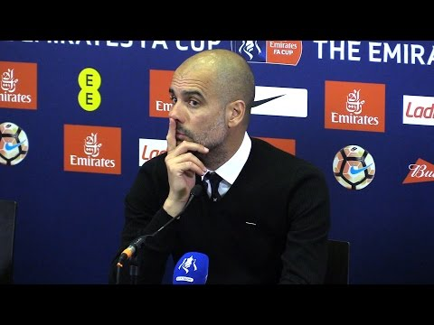 Arsenal 2-1 Manchester City – Pep Guardiola Full Post Match Press Conference
