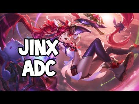 STAR GUARDIAN JINX GAMEPLAY - League of Legends