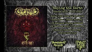 Cryptivore - Raping the Earth (Extreme Noise Terror cover)