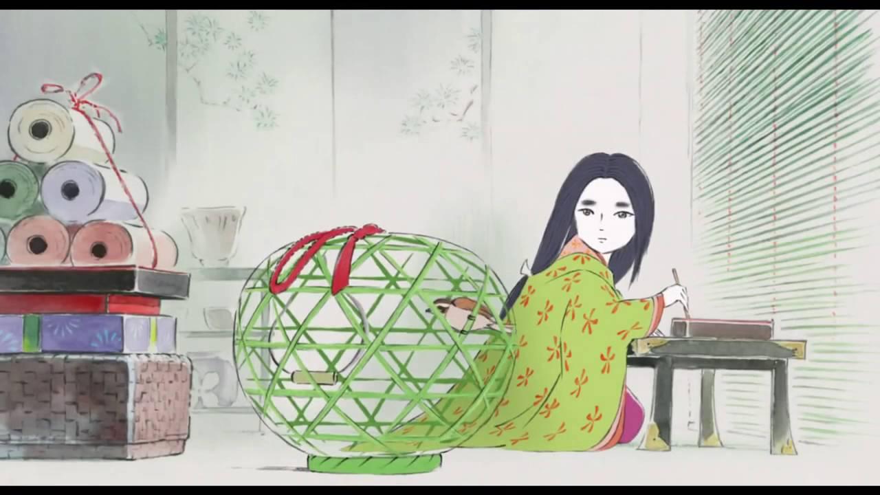 かぐや姫の物語 V3 - YouTube
