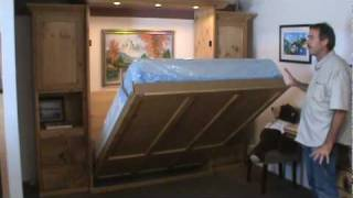 Wall Bed / Murphy Bed Walk-through
