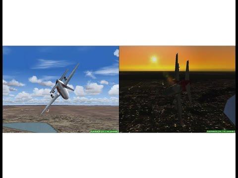 FS2004 - Hidden Danger (United Airlines Flight 585/USAir Flight 427)