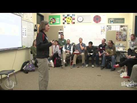 YUCC 2014: Tina Syer - The Double-Goal Coach®: Coaching for Winning and Life Lessons