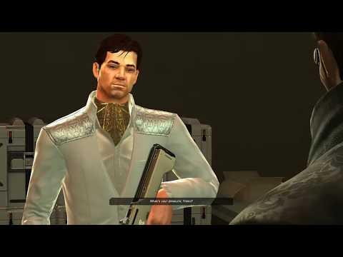 Deus Ex: Human Revolution S5: Police Station stealth fails :D