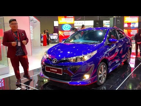KLIMS18: 2019 Toyota Vios in Malaysia - new inside and out, RM77k-RM87k