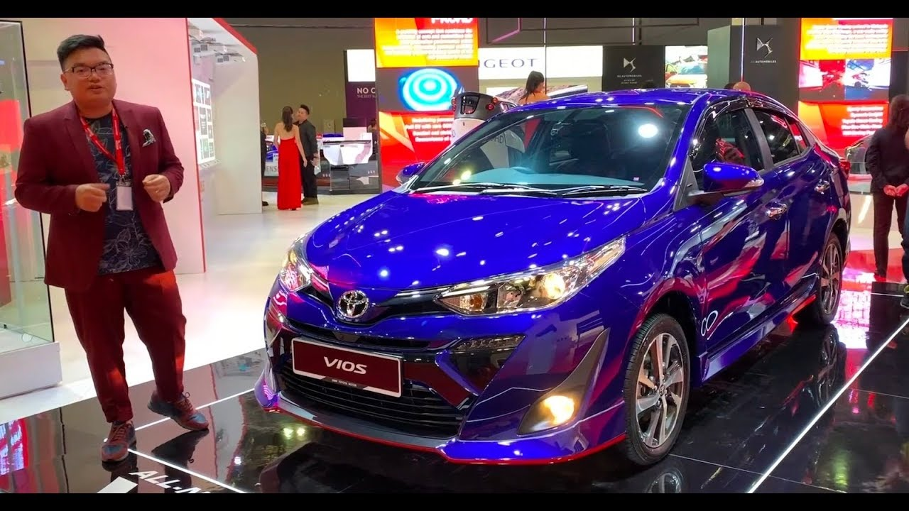 klims18  2019 toyota vios in malaysia - new inside and out  rm77k-rm87k