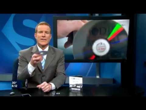 KSL 5 reviews Millenniata's 1000 year archival disc - The M-DISC