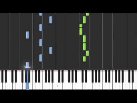 Panic! At The Disco - Kaleidoscope Eyes - Easy Piano Tutorial