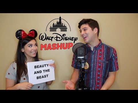 Singing Every ICONIC DISNEY Song to ONE BEAT!