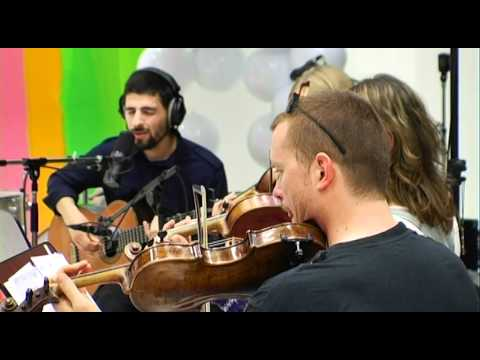 José González & The Göteborg String Theory -- Cycling Trivialities