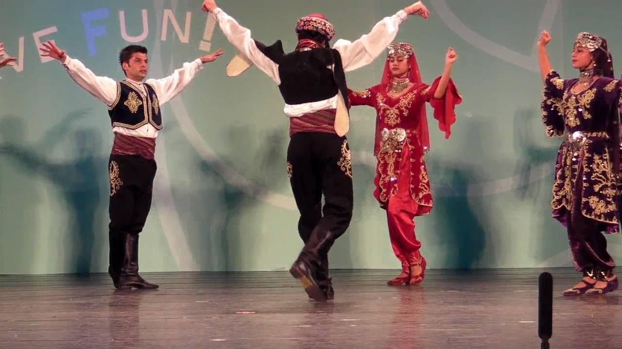 (Hacettepe University Children Folk Dance Group)Turkey ...