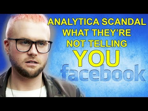 Everything They're Not Telling You About Cambridge Analytica
