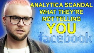 Everything They're Not Telling You About Cambridge Analytica, Blocking The Blockchain, And More