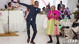 MC & Gogo Zimdancehall Wedding Dance
